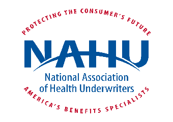 Logo for National Association of Health Underwriters Logo for About Diversified Group Services page